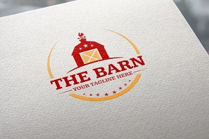 Barn | Logo Template