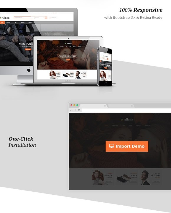 MGS Aliana - M2 multipurpose theme in Magento Themes - product preview 4