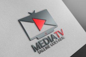 Media Tv Logo