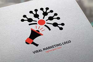 Viral Marketing Logo
