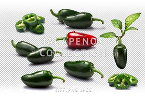 Jalapenos collection