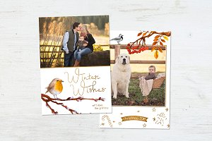 Christmas Card | Vivid Nature