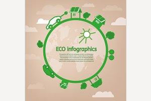 Eco Bacckground