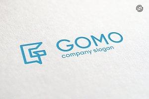Gomo - Letter G logo Template