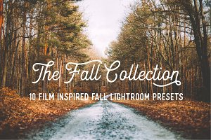 Fall Lightroom Preset Package