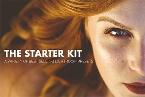 Lightroom Preset Starter Package