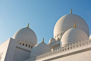 Sheikh Zayed White Mosque