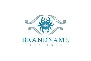 Manna Crab Logo