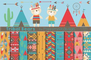 Tribal Bears