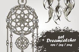 Ethnic Dreamcatcher