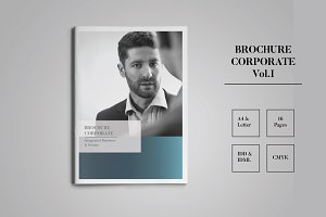 Brochure Corporate Vol. I