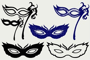 Masks for carnival