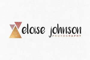 Eloise Johnson Premade Logo Template