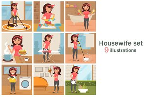 Housewife set