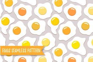 Fried Eggs pattern