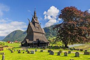 Hopperstad Stavkirke, Norway