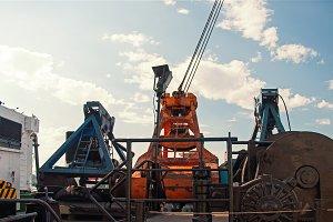 Crane Vehicle