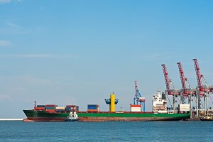 Mooring Ship