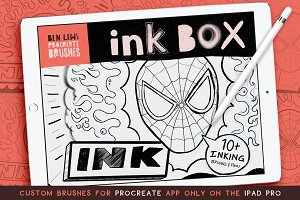 Procreate Ink Box