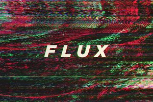 Flux Distortion Textures