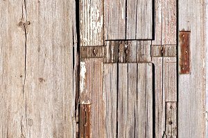 Distressed Dry Boards