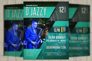 Jazz Flyer / Poster
