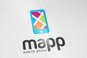 Map App Logo