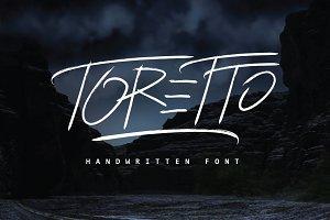 Toretto Typeface
