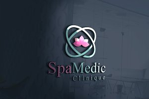 Spa Medic Clinique Logo