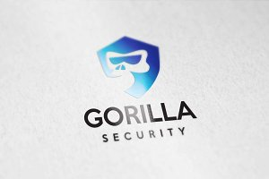 Security Gorilla Logo