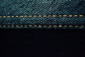 Blue Denim fabric