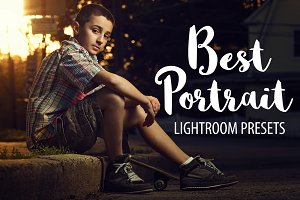 Best Portrait - Lightroom Presets