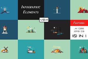Infographic illustrations (v24)