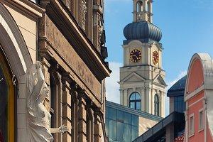 Town Hall. Riga. Latvia