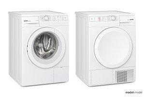 Gorenje washer and dryer