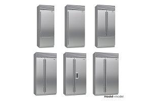 Sub-Zero fridges