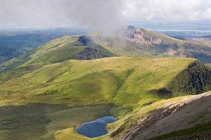 Snowdonia Landscape, Wales