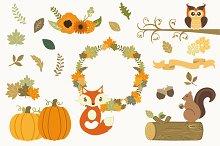 Autumn Fall Clipart