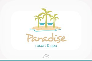 Paradise Resort & Spa Logo