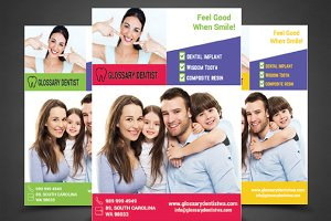 Dental Care Flyers