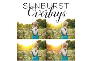 Sunburst Overlays