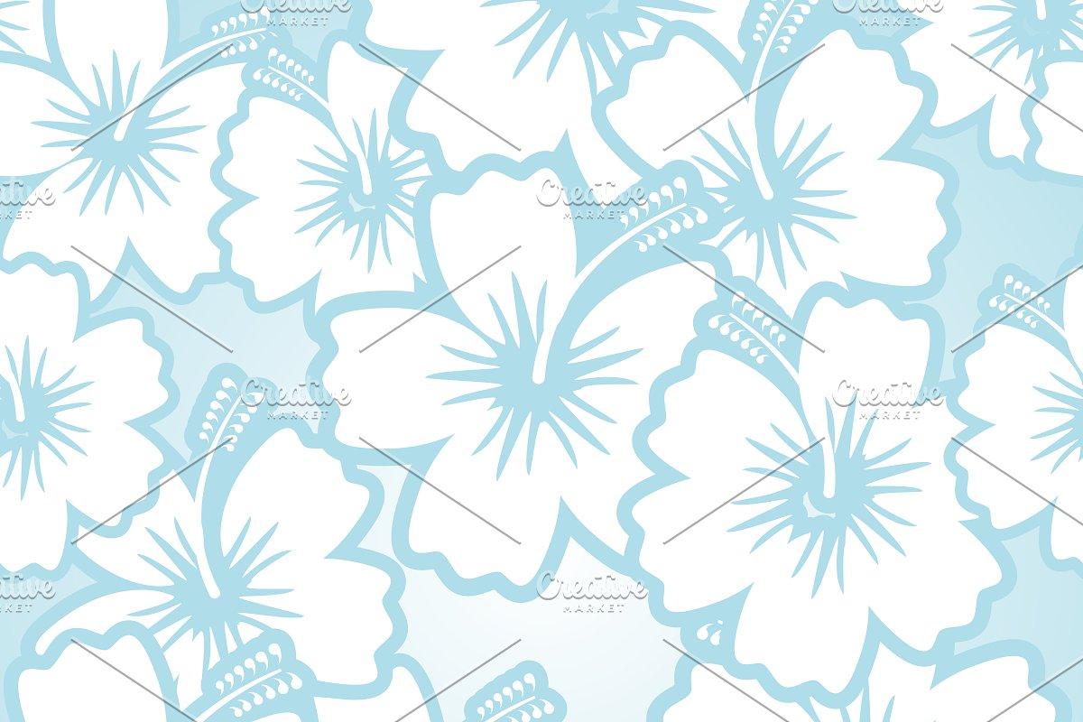Seamless Floral Patterns Custom Designed Graphics Creative Market