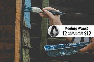 Feeling Paint