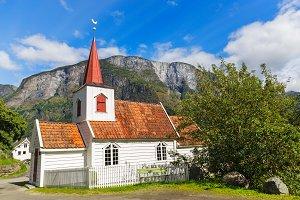 Undredal Wooden Church
