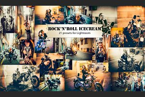 """Rock'n'Roll IceCream""-Presets"