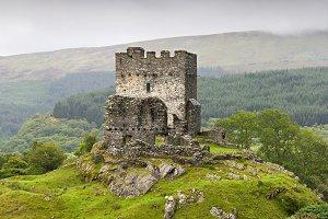 Castle in Snowdonia