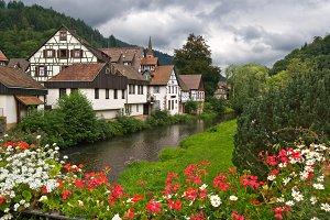 The Village of Schiltach