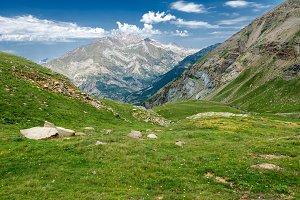 Pyrenees Mountain