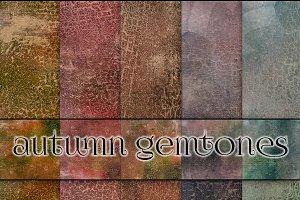 Autumn Gemtones Backgrounds - JPG