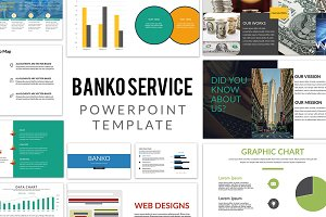 Banko PowerPoint Template